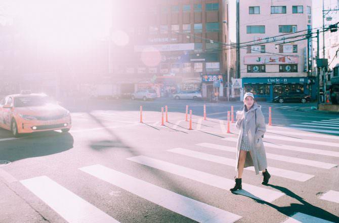 【韓國街拍】韓國首爾街頭旅拍|InK.韓國攝影迷路趣